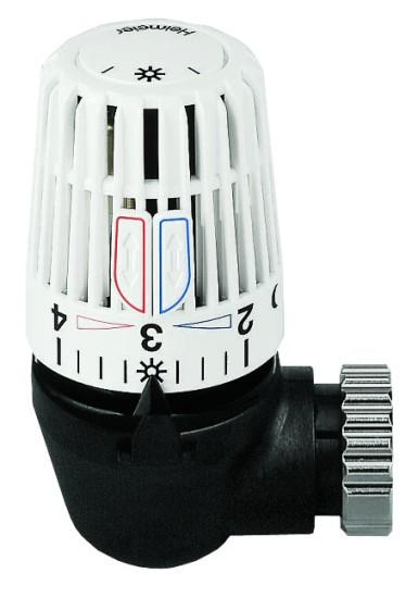 Heimeier - Głowica termostatyczna TA Hydronics