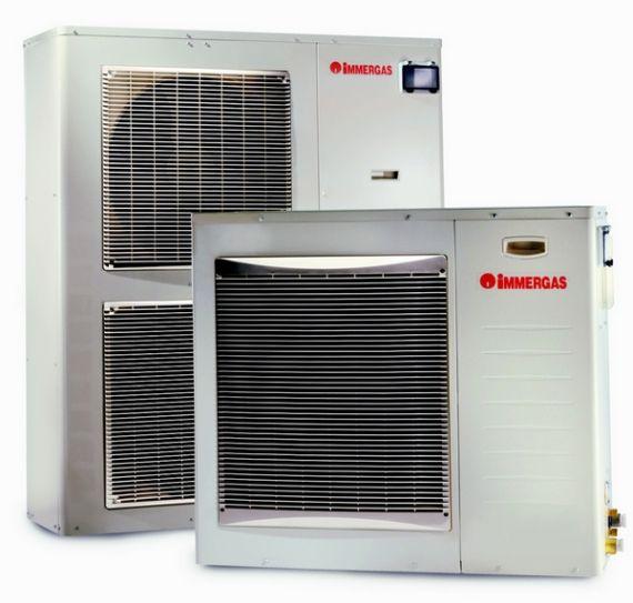 Pompy ciepła powietrze-woda AUDAX - korzyści z pompy ciepła
